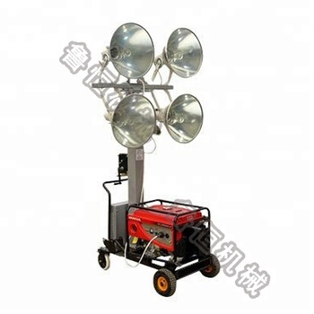 Portable Light Tower inflatable lighting tower