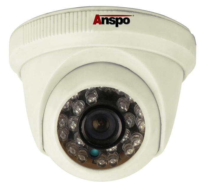 Guangzhou Anspo Cheap price hot sale 720P CCTV Security Dome Camera,indoor ip Camera 1MP