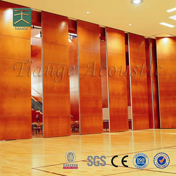 Exhibition hanging types of construction material partition wall