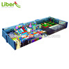 Jumping Trampoline With Indoor Playground