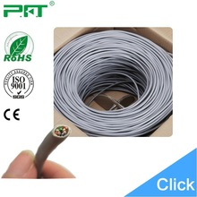 Cat5e and Cat6 cable with good qulity and 200 pair telephone cable is from China direct manufacturer
