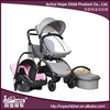 EN1888 Licensed Best Selling 3in1 Baby Stroller With Carriage and Car Seat At Factory Prices