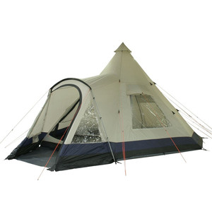 Extra space Outdoor camping teepee tent for 12 person