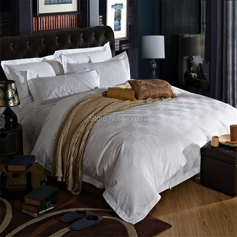 Hotel Collection King Size Quilts: Hot! Very Luxurious Five Star Hotel Style 4pc 100%Cotton