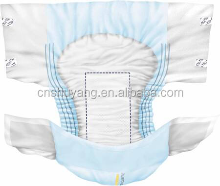 incontinance pads / absorbent adult pad / unisex Adult Diaper