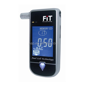 FiT233 Pocket size Professional Breath fit Alcohol tester