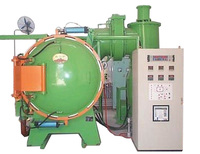 ST-1600MVF Thermal treatment Vacuum Industrial furnace