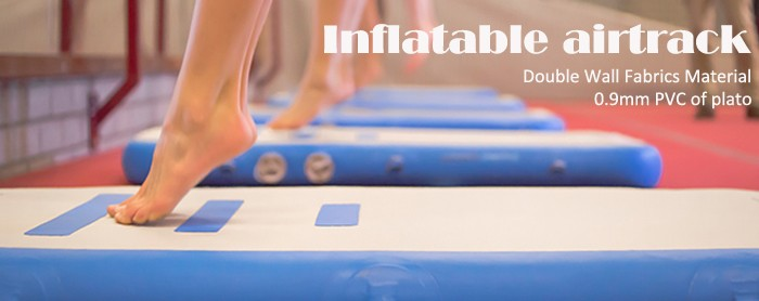 cheap inflatable gymnastics mats water floating air mat for sale ea18