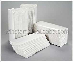 High absorbent recycle C-fold Paper towel/hand wash paper