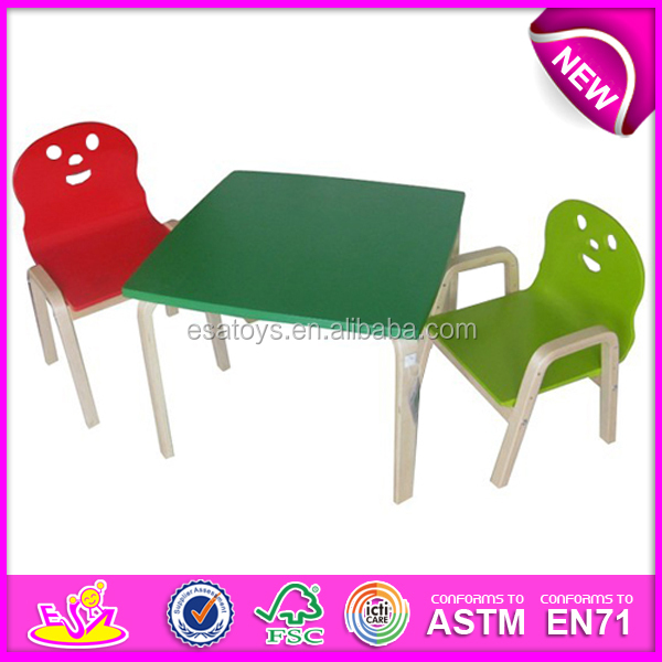 Chair Toy For Kids Colorful Wooden