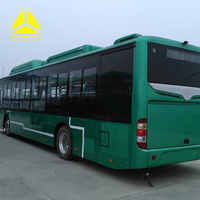 prime mover luxury used electric bus price