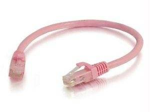 """C2g C2g 10Ft Cat5e Snagless Unshielded (Utp) Network Patch Cable - Pink - By """"C2g"""" - Prod. Class: Network Hardware/Network Cable / Patch"""