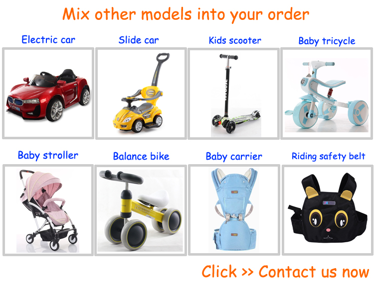 China factory sell high quality balance bike for 1 year old baby