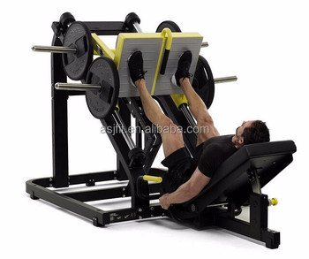 Factory direct sale linear leg press home gym fitness equipment