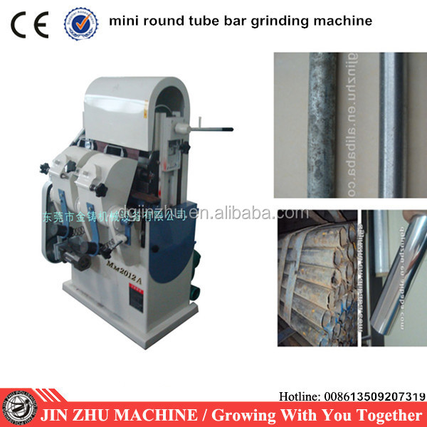 Automatic Abrasive Belt Pipe Linishing Machine