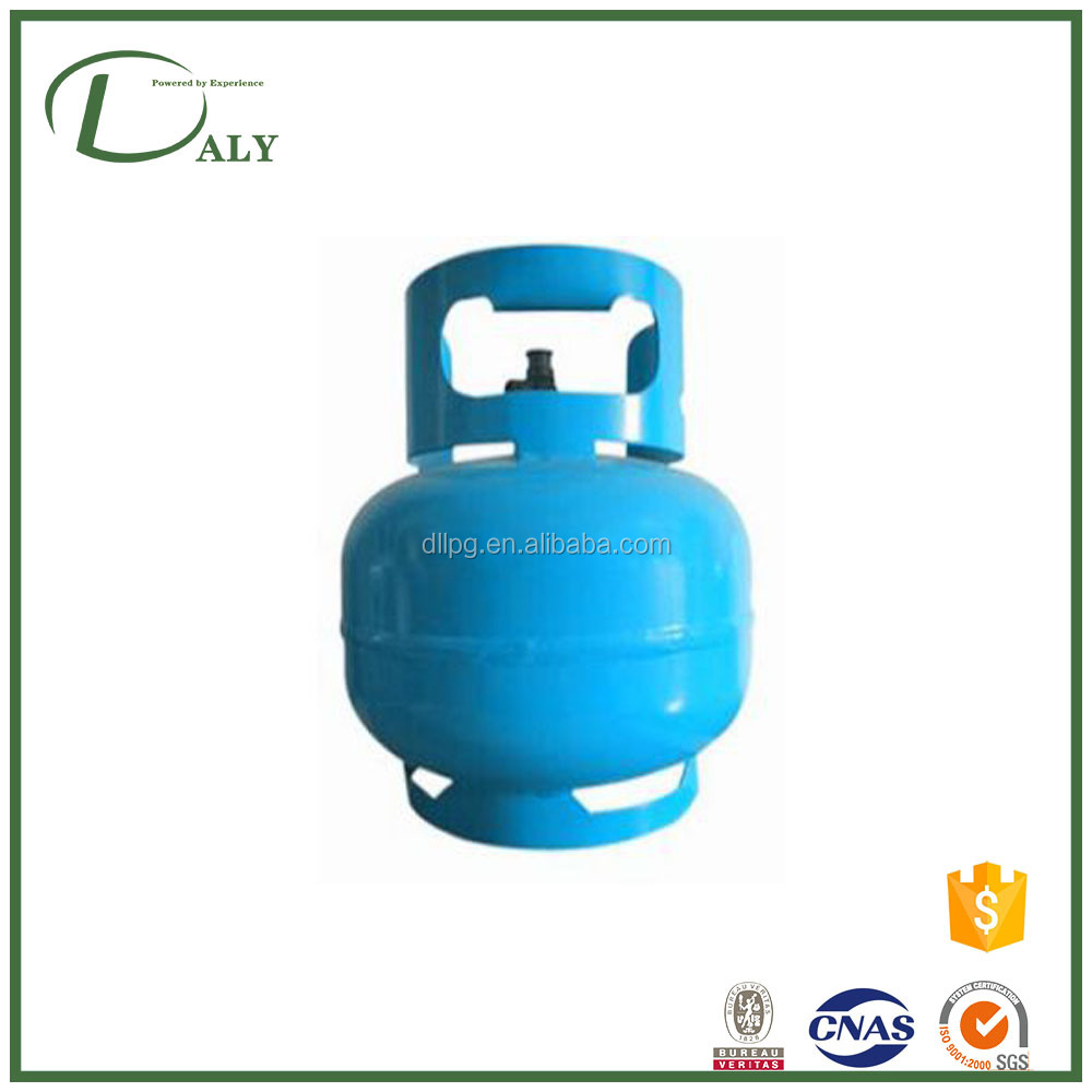 Portable Home Use 3kg Lpg Container