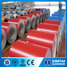 Factory direct supply colorful coating PVDF kynar aluminium coil