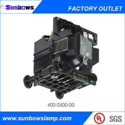 Sunbows Projection Original Bulbs 400-0500-00 Fits For PROJECTION DESIGN AVIELO OPTIX 1080 Spare Parts Projectors