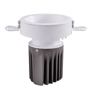 New Products 9 16 24 watt cob dimmable led downlight with 95mm 83mm 113mm cutout