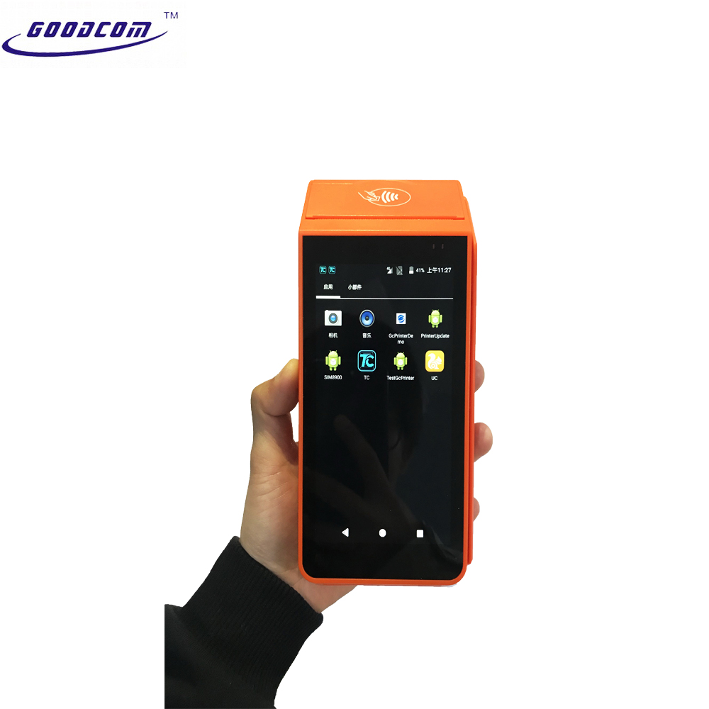 Gt90 Android Pos Touch Screen Thermal Receipt Printer,Easy For Developed  With App  Free Sdk Offered  - Buy Thermal Receipt Printer,Handheld Pos