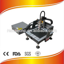 Remax-4040 2017 hot sale discount mini wood cnc router by ground or desktop for metal acrylic cutting can be customized