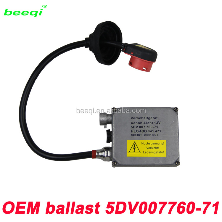 After market D2 oem ballast 5DV007760-41 5DV007760-71 ,Apply to BMW E53 X5