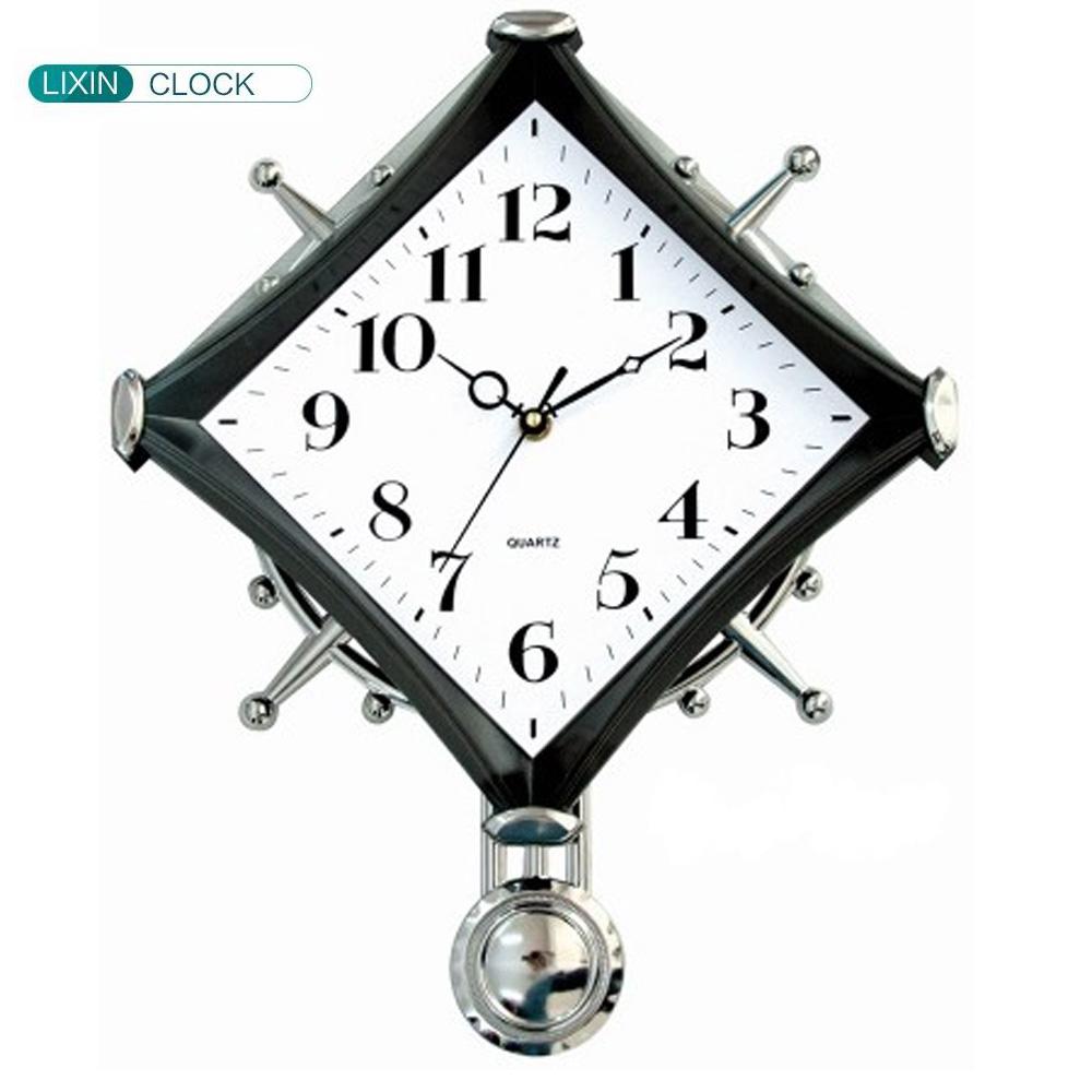 Modern Design Pendulum Wall Clock