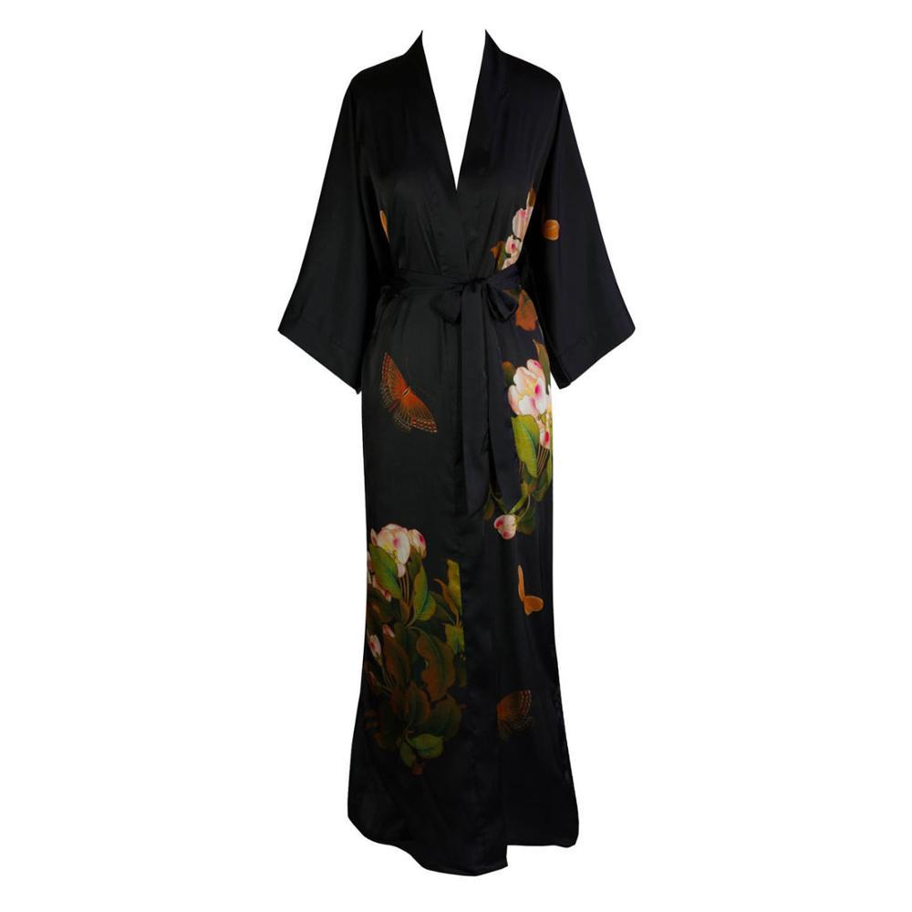 Venta al por mayor de chaqueta de Kimono batas con flecos en el Bajo