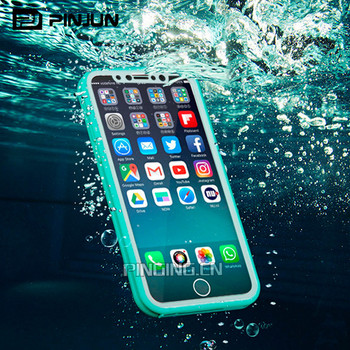 newest collection 36e41 3dcbe Summer Hot Sale For iPhone8 Waterproof Phone Case Heavy Duty, Full Body  Water Proof Phone Cases For iPhone 8 Plus 7, View For iPhone8 Waterproof  Phone ...
