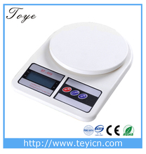 china manufacturer kitchen scale health food scale with environment material