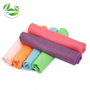 Hot sale high quality cheap car cleaning pva cooling towel microfiber suede towel