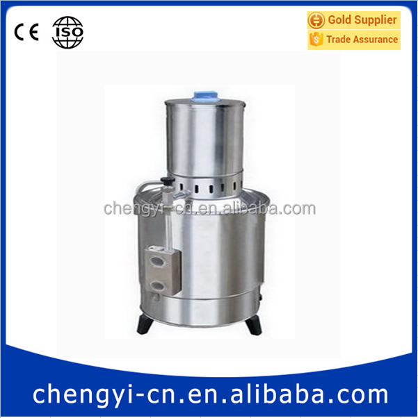 Stainless steel electric heating water distilling apparatus 5L/10L/20L
