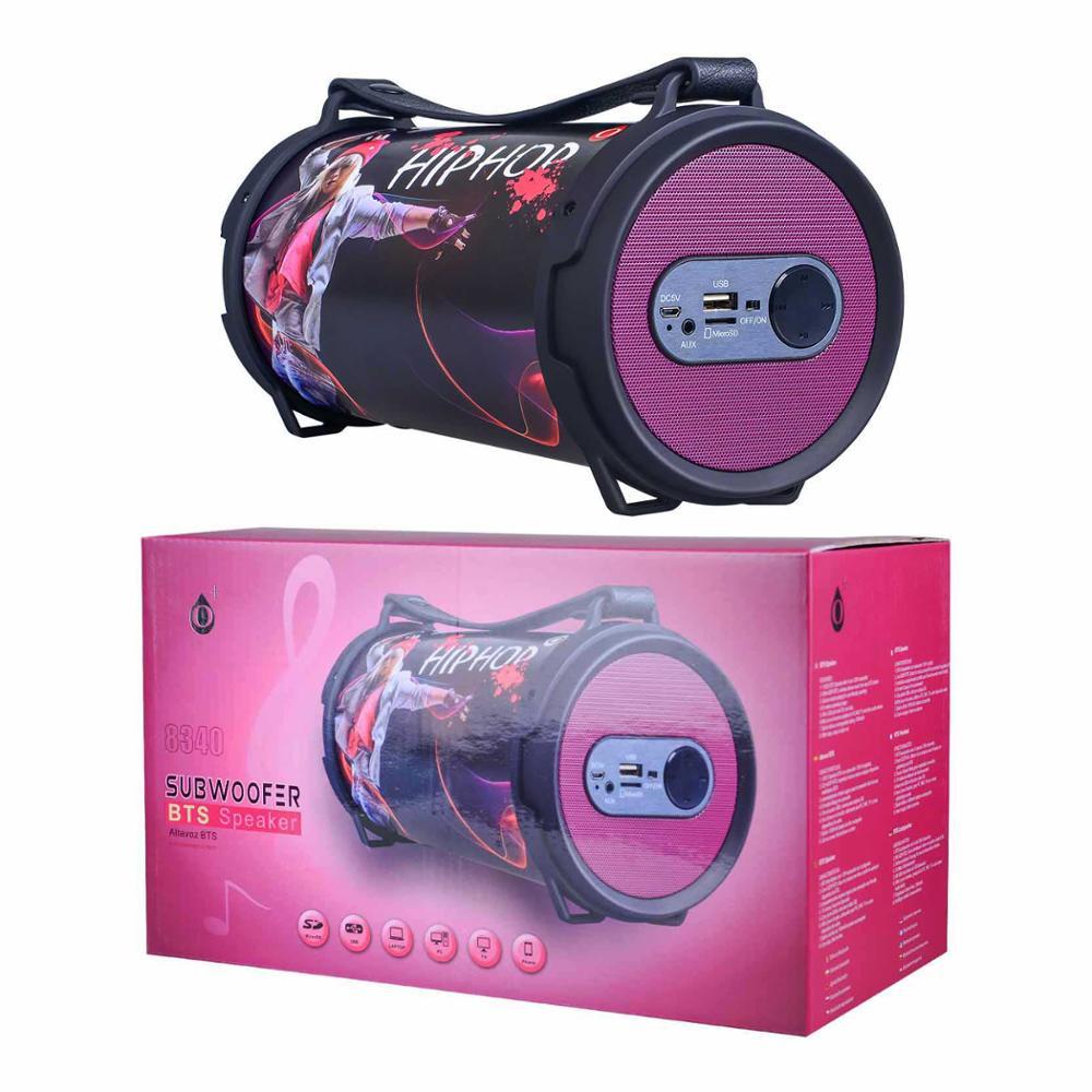 Rechargeable Battery Speaker With Strap Music Speaker,Wireless 10m Range  Speaker Music Box - Buy Rechargeable Battery Speaker,Wireless Speaker Music