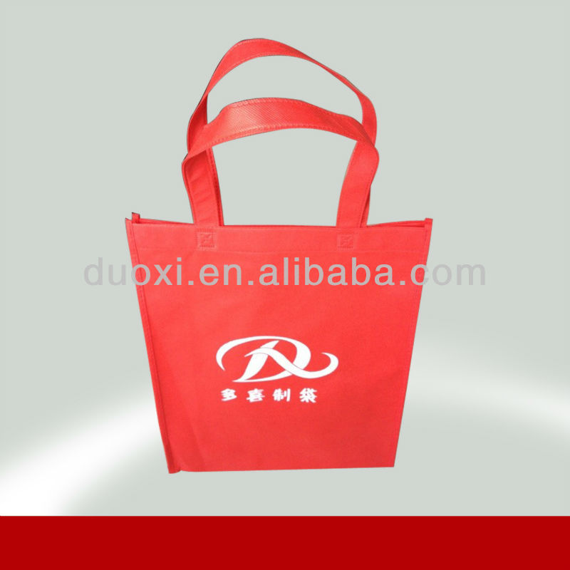 Promotional non woven whole foods shopping women tote bag 100% manufacturer
