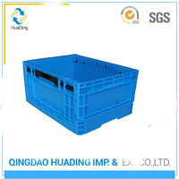 Vehicle auto agriculture widely used Plastic Foldable boxes Price