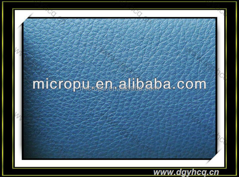 fireproofing/water proof leather for furniture/sofa/chair/car