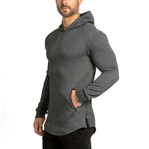 Wholesale Custom Cotton Fitness Pullover sport wear fit hoodies for men