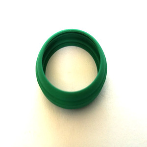 Custom cheap price adjustable wedding rings for men and women