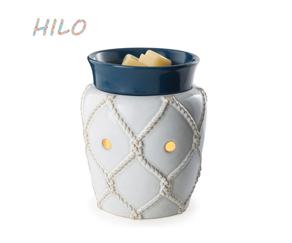 2017 hot new products candle wax melter wholesale owl nautical