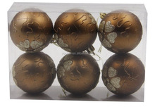 wholesale clear glass ornaments christmas ball,christmas ball