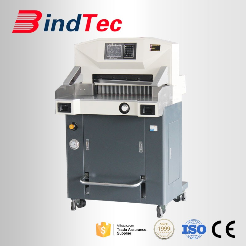 BD-4606HD Paper Cutting Machine Type and Semi-Automatic Guillotine Paper Cutter