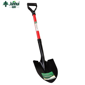 Round Point Head Garden Spade Digging Shovel