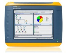 Fluke Networks optiview XG red análisis <span class=keywords><strong>Tablet</strong></span>