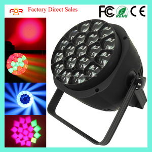 CE LVD EMC FCC Dot Controlled Bee Eye Wash Beam Zoom 4in1 RGBW 19*15w LED Par Light
