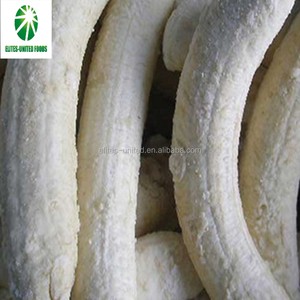 High quality frozen fruits in bluk packing banana frozen market prices