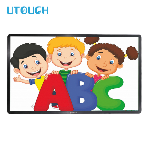 "43 ""50"" 55 ""58"" 65 ""75"" 85 ""inch ir interactieve smart board touchscreen school board alle in een"