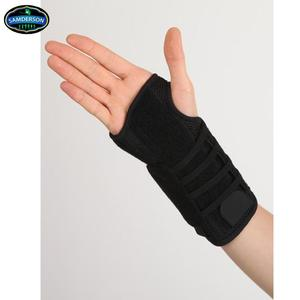 Samderson Professional Manufacturer C1WR-5501/5502(Right/ Left) Adjustable Laced Wrist and Palm Brace, Wrist Support, Wrist Wrap