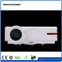 New Business Education Meeting Full HD 3D Projector 3200lumens Android WIFI HDMI TV LED Projector