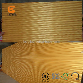 mdf 3d wall panel brick board for hotel decoration - Brick Hotel Decoration