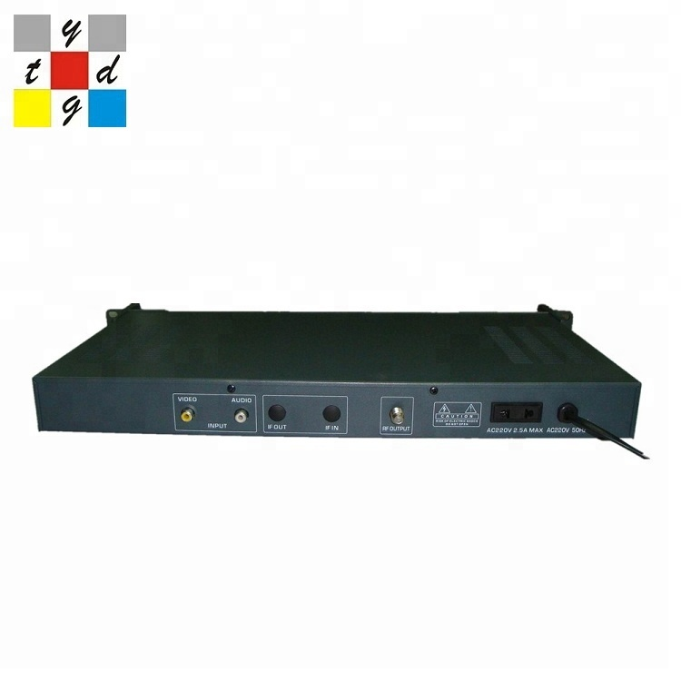 Cina Digitale M630 tipo di tv via cavo digitale modulatore
